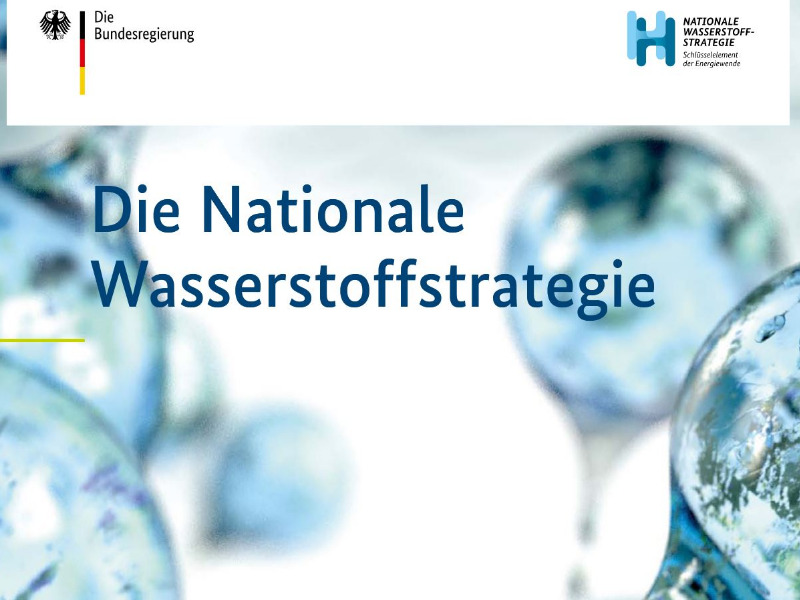 Nationale Wasserstoffstrategie