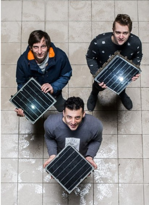 Platio Solar Pavement