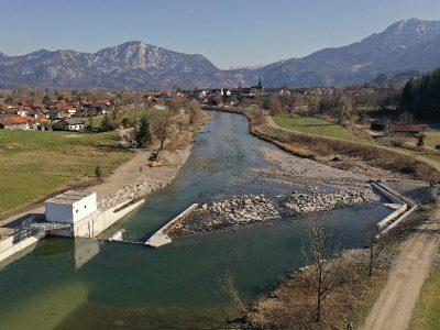 Schachtwasserkraftwerk