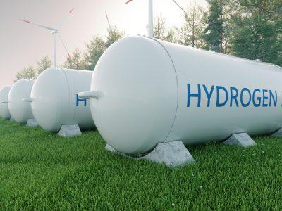 Grüner Wasserstoff