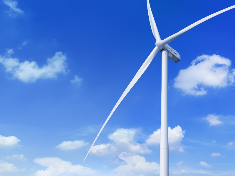 Onshore-Windturbine