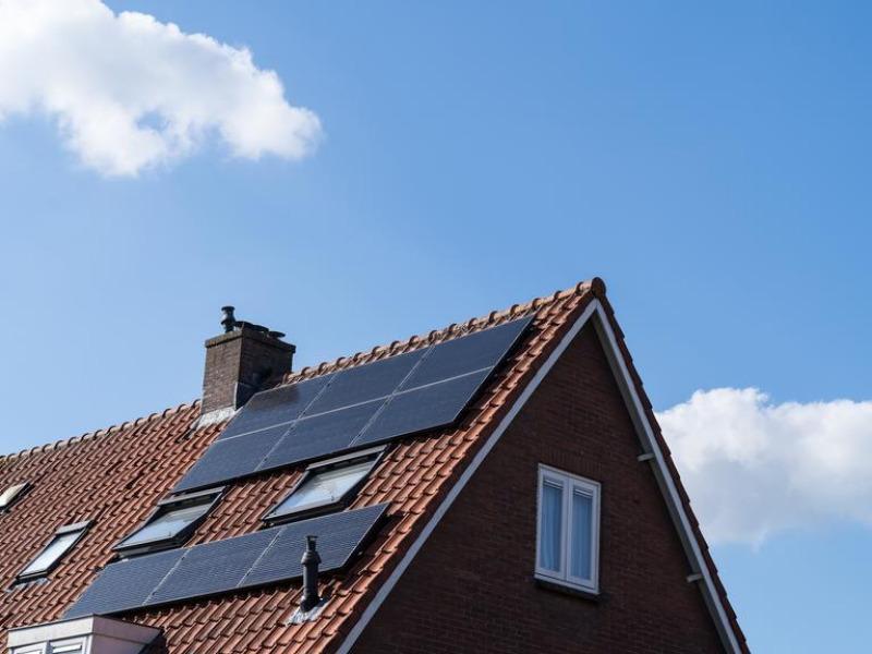 Ältere Photovoltaikanlagen