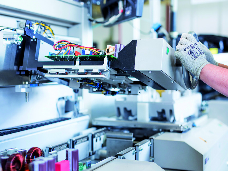 PV-Leistungselektronik