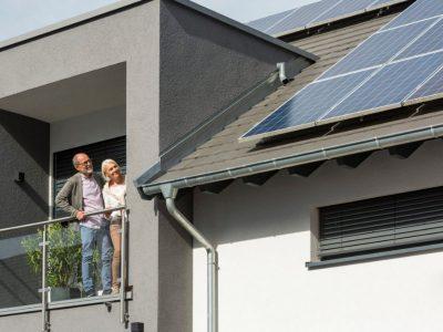 Ausgeförderte Photovoltaikanlagen