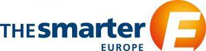 Logo The Smarter E Europe