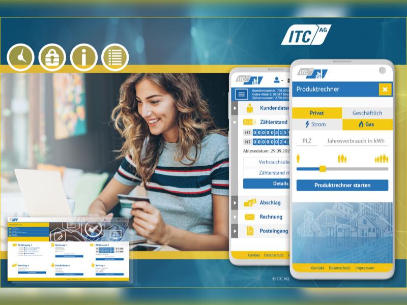 Online-Kundenportale