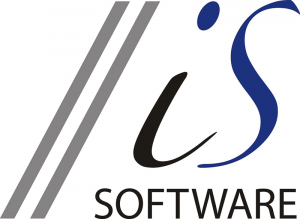 iS Software Logo