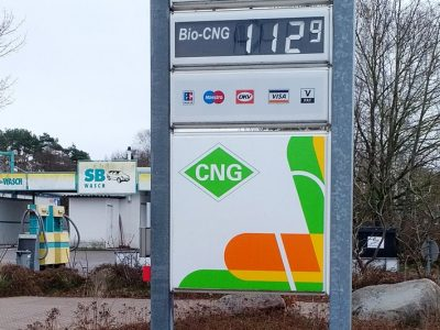 Bio-CNG