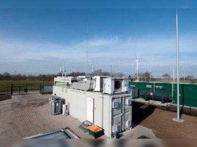 Windgas-Elektrolyseur