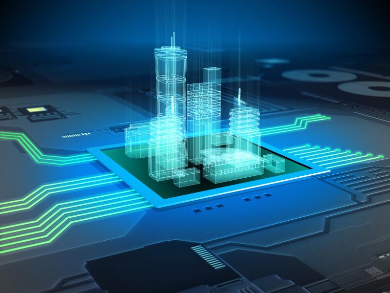Buildings as a Grid