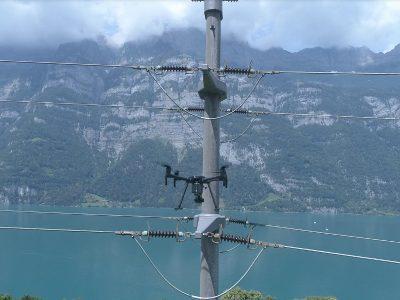 Transformation des Stromnetzes