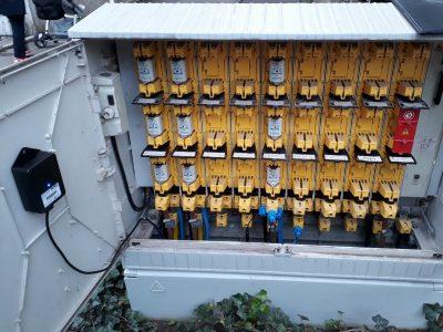 Breitband-Powerline