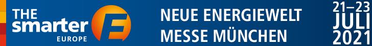 The smarter Europe auf der Neue Energiewelt Messe München