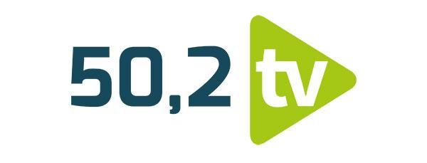 Logo 50,2 TV