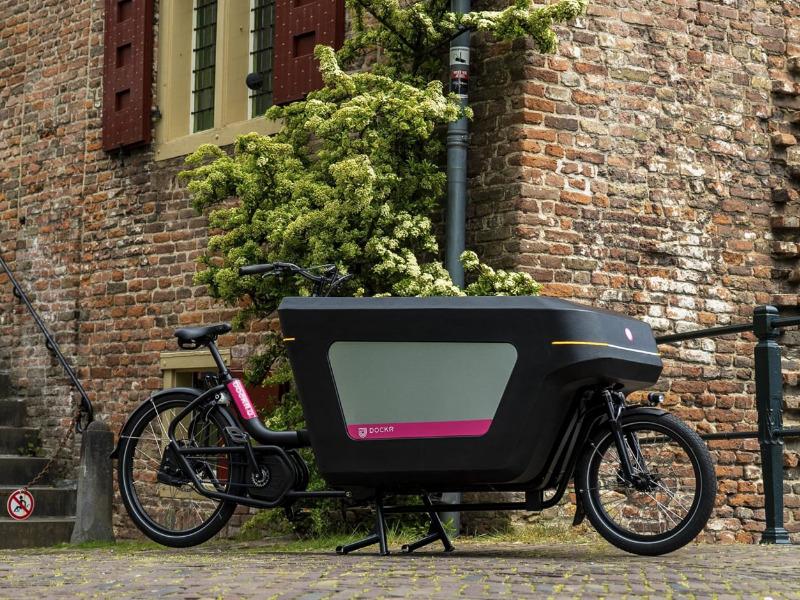 Elektrische Cargo-Bikes